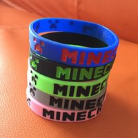 Wholesale High Quality New styles Minecraft wristband Minecraft bracelet Minecraft cuff Minecraft accessories in stock