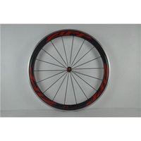 zipp - High Grade China Carbon Wheels Wheelsets Zipp Red Decals China Road Mountain Bicycle Accessories Parts mm Race K Clinchers