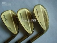 Wholesale golf wedges New Grenda D8 wedge gold color model