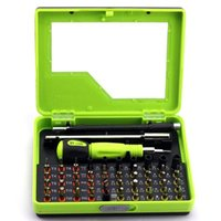 Wholesale 53 in Multi Purpose Precision Screwdriver Opening Tool Kits for Cell Phone PC MD084