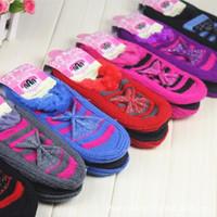 acrylic floor coating - Ms early childhood confined home shoes wool coat anti slip flooring non slip floor socks