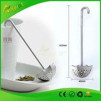 Wholesale Original umbrella tea strainers tea strainer tea spoon