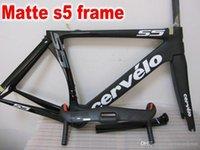 cervelo - HOT Sale New Cervelo S5 Road Bicycle Frameset cm Cervelo s5 handlebar