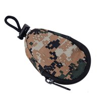 acu purses - 2015 New Camouflage ACU Design Money Car Key Wallets Tactical Portable Mini Bag Pouch Military Purse Bag Pocket Chains Case Holder YH0041