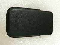 Wholesale Leather Pocket Pouch Holster Carry Case Sleeve Skin Cover suit for BlackBerry Q5