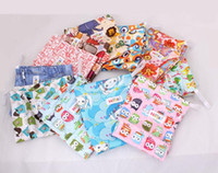 Wholesale 2015 Hot Wholesales Fashion Reusable Wet Cloth Diaper Bags Double Zippers Diaper Bags approxi diapers