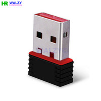 Wholesale 150Mbps Mini USB Network Adapter Nano USB WiFi Wireless LAN Network Adapter n g b USB Network Card