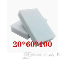 car cleaning sponge - HHA233 New HOT x6x2 cm Magic Sponge Cleaner Eraser Melamine Cleaner Multi functional Sponge for Cleaning Grey