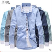 Wholesale Brand New Mens Shirt Male Dress Shirts Men s Long Sleeve Business Formal Suit Shirt Camisa Social masculina chemise homme