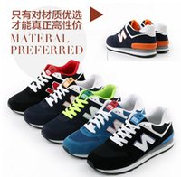 balance running shoes - Hot sell New fashion Balanced casual breathable basketball N sports running shoes walking shoes
