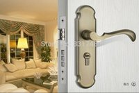bathroom door locks and handles - European handle door lock bathroom and bedroom door lock A497