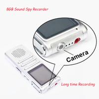 Wholesale GB Sound Recorder MP3 Player USB Digital Audio Voice Telephone Recorder Dictaphone