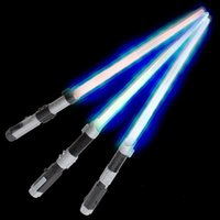 toys - Star Wars Lightsaber Light Saber Telescopic Star Wars Weapons laser Sword Toy with Light Sounds PVC Action Figure Cosplay Toys
