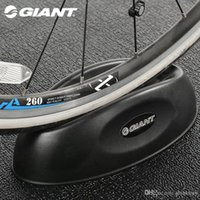bicycle trainer - GIANT MTB Riser Block Indoor Bike Bicycle Trainer Accessories Front Wheel Stabilizer Bike Turbo Support Trainer Booster Device
