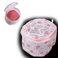 Wholesale Women Hosiery Bra Lingerie Washing Bag Protecting Mesh Aid Laundry Saver Laundry Bags Baskets