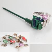 Wholesale Solar Powered Flying Fluttering Hummingbird Flying Birds Gift Educational Toys Hot New