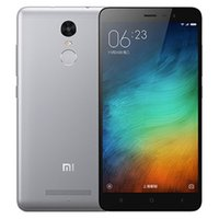 al por mayor xiaomi 3g teléfono-Xiaomi Redmi Note3 Note3 4G FDD Teléfono Inteligente 5.5Inch HD 3G RAM 32G ROM Snapdragon 650 16.0MP