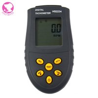 Wholesale New Handheld Non Contact Digital Tachometer Tach RPM Tester Measuring Device Tool