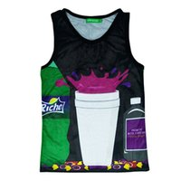 Wholesale Summer classic Dirty Sprite d print n a Harden Curry James fan Basketball player jersey mesh Authenic sports team Jersey sleeveless