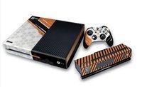 al por mayor controlador de xbox kinect-¡Tan fresco !! ~ Etiquetas engomadas de la piel de la etiqueta del juego de Titanfall para Xbox One Console + 2Pcs Etiquetas engomadas para XboxONE Controller + 1Pcs etiqueta engomada para Kinect
