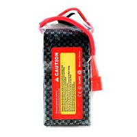 Wholesale For Lion Power V mAh C LiPo Battery RC Helicopter Rc Car RC Boat Quadcopter Remote Control Toys Brand New