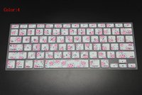 alphabet books lot - Letters Keyboard Cover For Macbook Air Pro Retina Laptop Protective Film Alphabet Stickers for Mac book quot