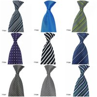 Wholesale In stock Ties for Men Silk Necktie Mix Style