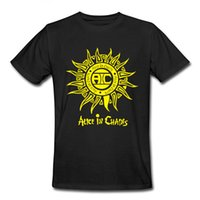 alice in chains shirt - Euro Size New Novelty Alice in chains T Shirt Men Fashion Cotton Printed T shirt Short Sleeve Top Tees For Mens Clothing