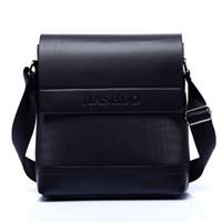 Wholesale Shoulder Bag Briefcase Men - New Casual Men's Messenger Bag Briefcase Mens Business Brifcase Designed Crossbody bags Hand bag Shoulder Messenger bag C013