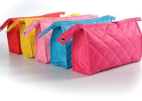 Wholesale Color Different size Women Cosmetic bags Storage Bag Makeup tools Mini Travel Bags
