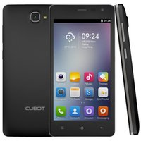 Wholesale Cubot S168 inch G QHD IPS MTK6582 Quad Core Android Cell Phone Smartphone GB RAM GB ROM WiFi GPS Android Kitkat Unlocked Phones