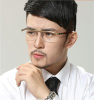eyeglasses frames - Spectacle Frames Handy and Convenient Titanium Material Fastcolours Sturdy and Durable Eyeglass Frames for Men