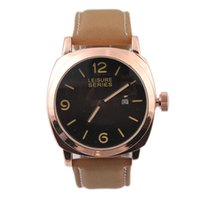 Wholesale The explosion of foreign trade Cary EN matte belt military outdoor fashion mens watch with calendar Mens
