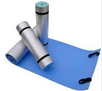 Wholesale cm elastic waterproof mat non slip exercise mat for yoga cheap yoga mat fitness YM201501