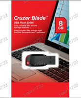Wholesale 100 Real Capacity Cruzer Blade USB Flash Drive GB GB GB GB GB Flash Drive Pendrive USB