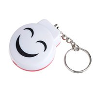 Wholesale Mini Personal Wolf Alarm Keychain Wireless Electronic Safety Anti lost Finder Self Defend Device Protector S307
