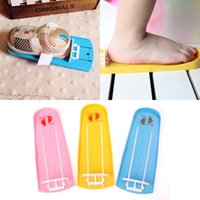 Wholesale 2015 New hot sell Cute Toddler Baby Foot Measuring Gauge Infant Shoe Measure Tool