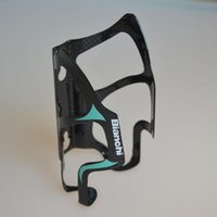 bianchi carbon - Bianchi Competitive Bicycle Water Bottle Holders Colorful Road Bike Water Bottle Cages Full Carbon Fiber Material Unique Design Sale