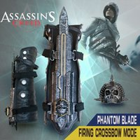 action figures assassins creed - HOT New Assasins Creed Hidden Blade Black Flag Pirate assassins creed Ezio Action figure toys Cosplay