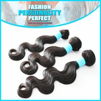 Wholesale 7A Indian Virgin Hair Weave g bundle inch Unprocessed Body Wave Indian Human Remy Hair Weft Extension