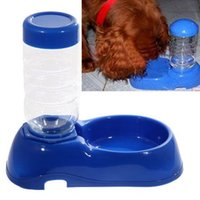 Wholesale Free shiping Multi function Automatic Water Dispenser for Pets Blue out5285
