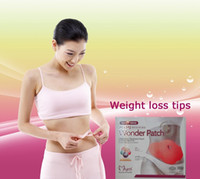 Wholesale 5pcs pack Wonder patch MYMI Wonder slim patch slimming belly Patches Gel Belly patch Loss Weight Products Waist Slim Patches