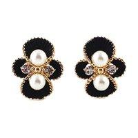 Cheap Brinco Perola Imitation Pearl Round Stud Earring 2014 Innovative Items For Women
