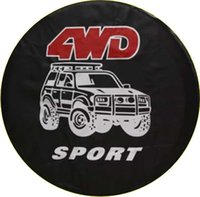 Wholesale New quot quot Spare wheel Tire Cover rv covers fit for all car