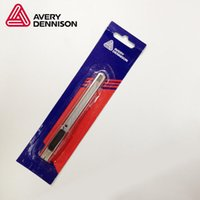 Clear avery clear - Avery Dennison high quality vinyl cutter knife car wrap applicator Stainless steel knife for vinyl cutting