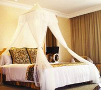 bali curtains - BALI RESORT Style DREAMMA Bed Canopy Mosquito Net Netting Mesh Bedroom Curtains