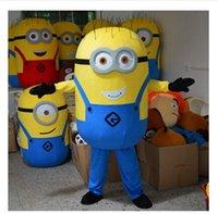 All'ingrosso-Nuovo! Spedizione gratuita! EPE <b>Minion costume</b> della mascotte, Cattivissimo Me costume della mascotte