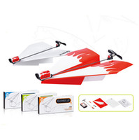 drone kit - DHL Essential Power Up Electric Paper Plane Airplane Conversion kit kid s Fashion Educational Toys Great Gift RC Drones Amazon Ebay Hot Sale