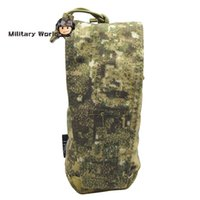 Wholesale Hot Sell Hunting Military Nylon Radio Bag for PRC152 Radio Airsoft Tactical Combat Molle Durable Radio Pouch Greenzone Badland order lt no t