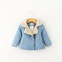 designer brand childrens clothes - Baby Clothes Jacket Boys Girls Coat Winter Designer Baby Kids Clothes Coats Girl Christmas Warm Fashion Childrens Clothing Jackets